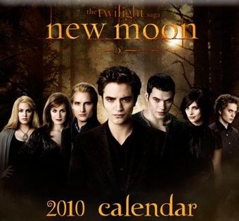 New Moon Calendar 00