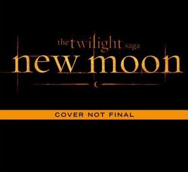 New Moon Couverture non finalisée