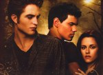 Edward, Jacob et Bella