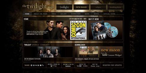the world of twilight