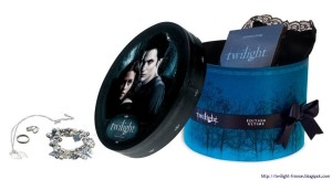 Coffret collector Twilight 3 dvd