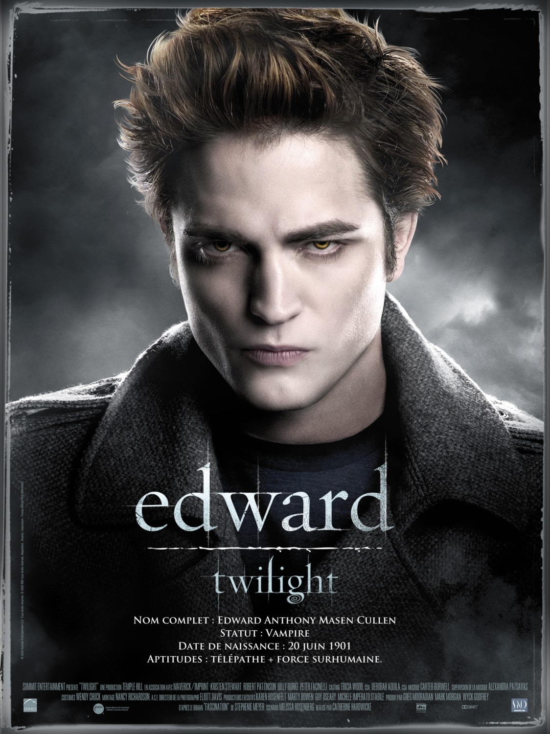 Edward cullen mania twilight le blog for Twilight edward photos