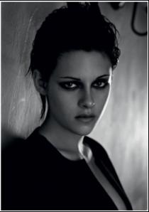 Kristen Stewart Interviews on Photoshoot De Kristen Stewart Pour Interview Magazine    Mania