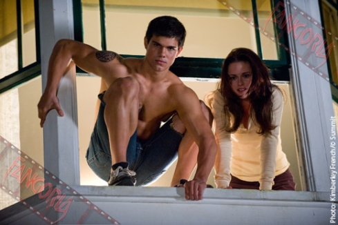 New Moon Still Jacob & Bella