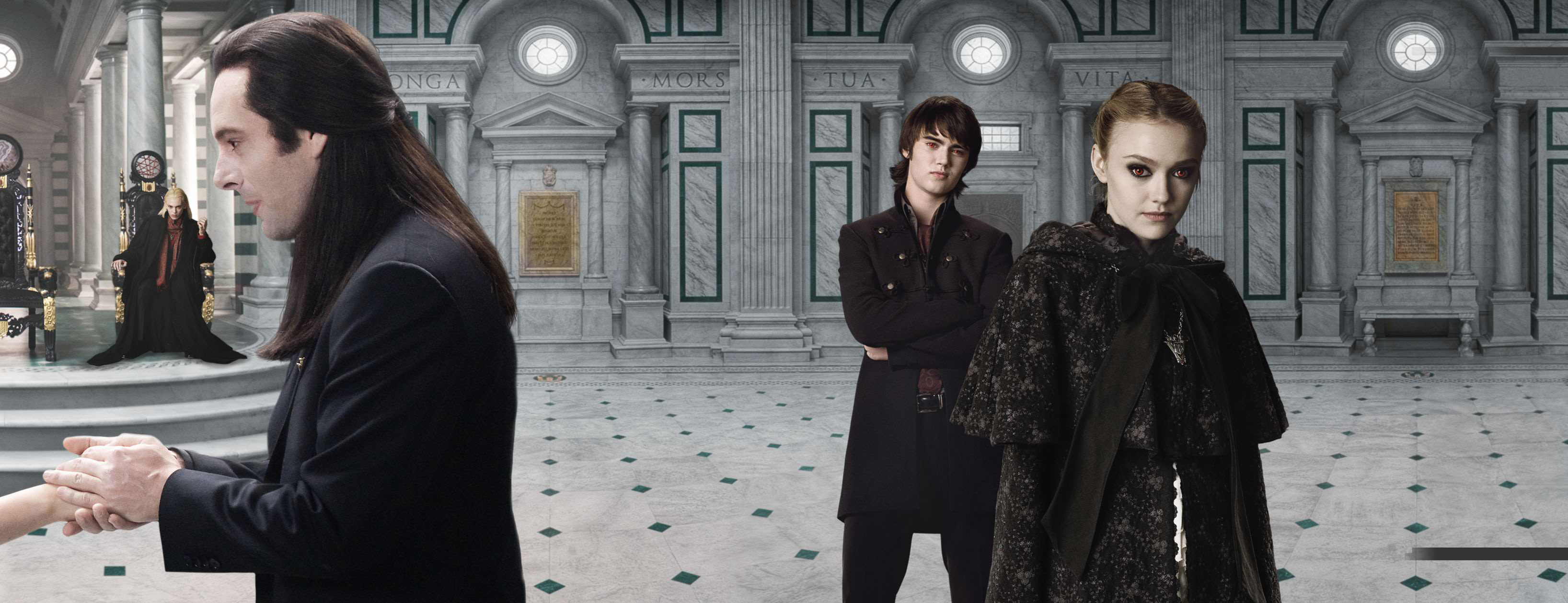 Twilight Character Volturi Characters in Twilight