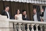 Chris, Kristen, Taylor et Rob à Paris 14