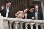 Chris, Kristen, Taylor et Rob à Paris 15