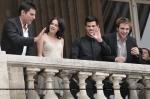 Chris, Kristen, Taylor et Rob à Paris 16