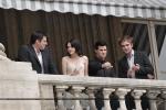 Chris, Kristen, Taylor et Rob à Paris 17