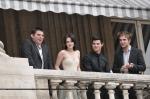 Chris, Kristen, Taylor et Rob à Paris 18