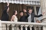 Chris, Kristen, Taylor et Rob à Paris 21