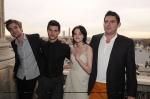 Chris, Kristen, Taylor et Rob à Paris 23