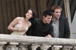 Kristen, Taylor et Rob à Paris 1