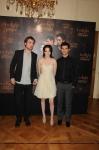 Kristen, Taylor et Rob à Paris 2