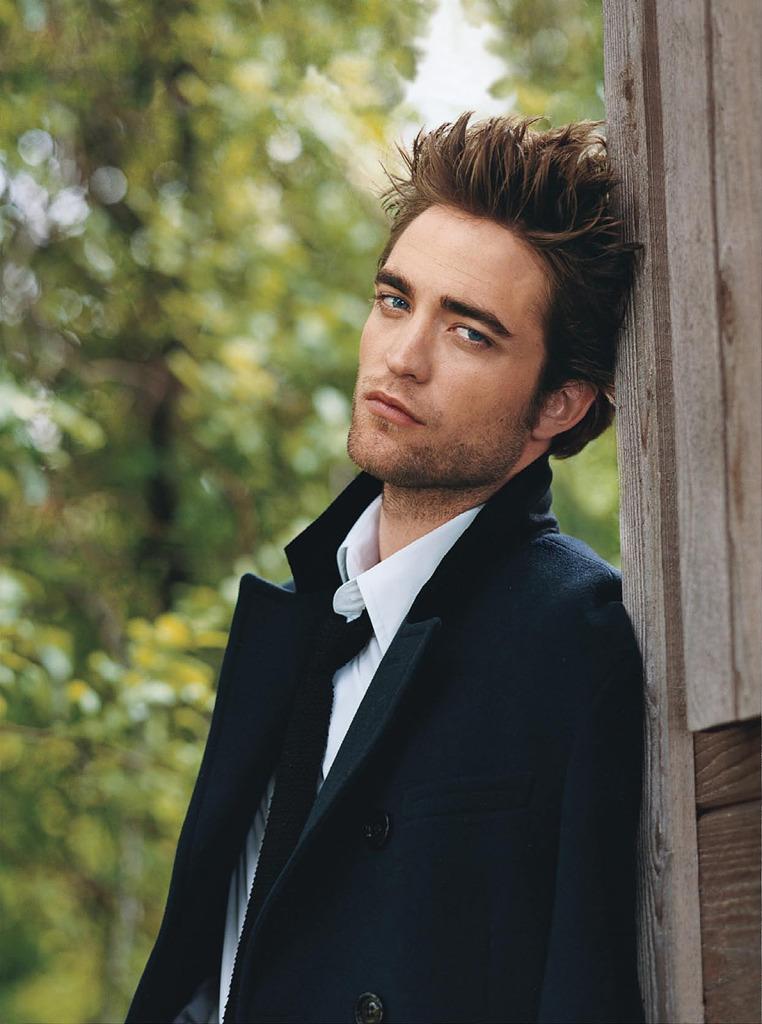 Busco a Robert Pattinson